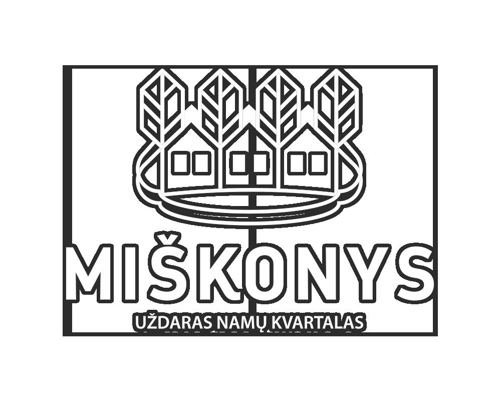 Miškonys logotipas